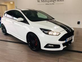 2018 (18) Ford Focus at W Milligan & Sons Haverigg