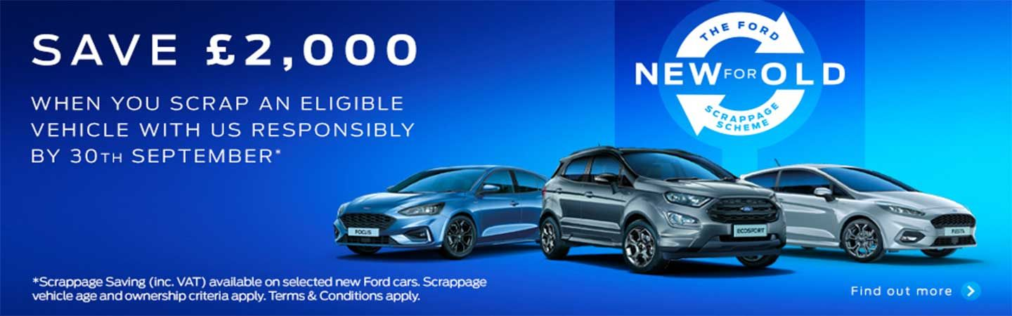Scrappage Banner