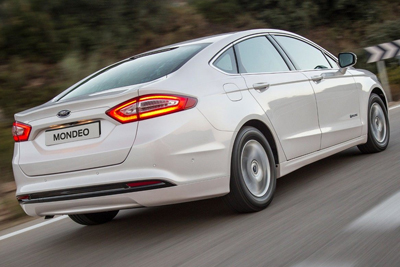 Ford Mondeo Hybrid - Multi-Mode Headlights